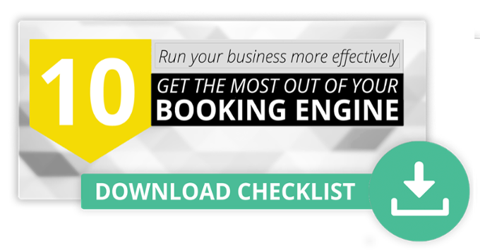 Get the most out of your booking engine
