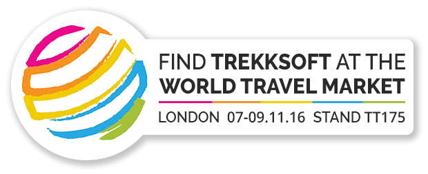 Find TrekkSoft at WTM | Stand TT175