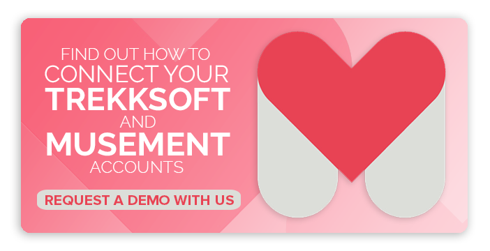 Request a demo to learn more about our partnership with Musement
