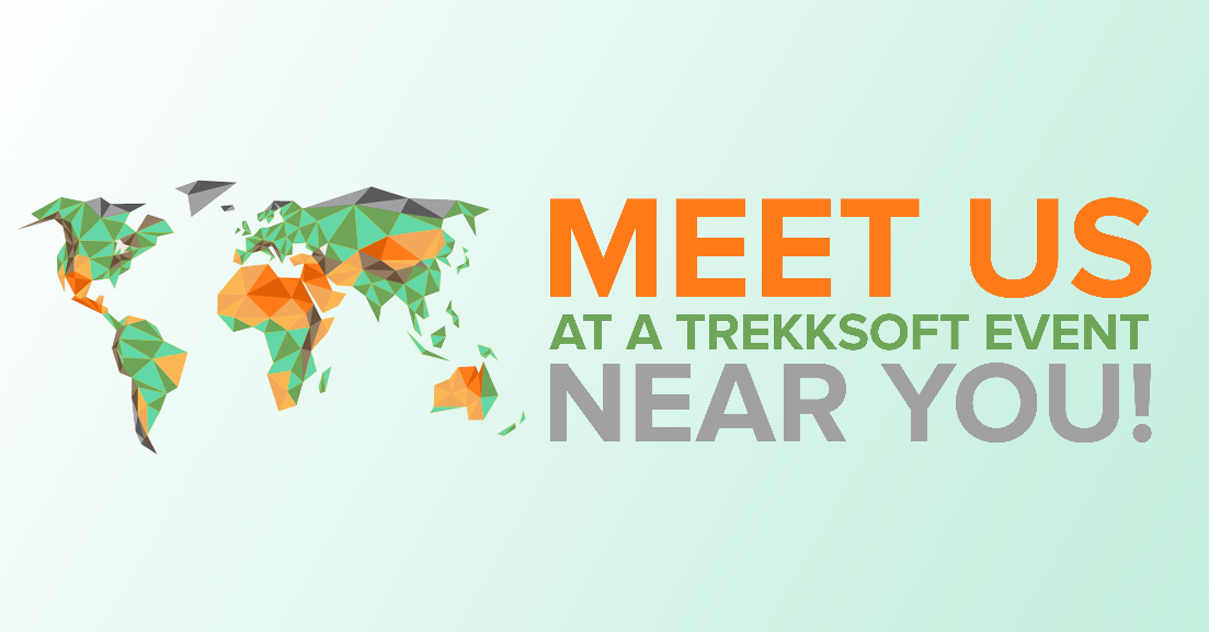 TrekkSoft networking event calendar