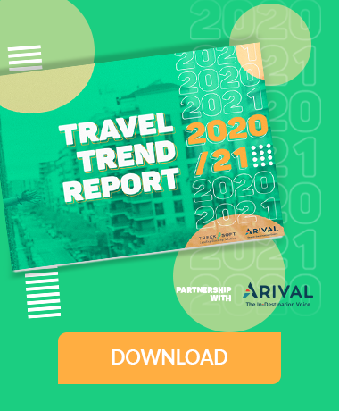 Travel Trend Report 2020/21 - Download now!