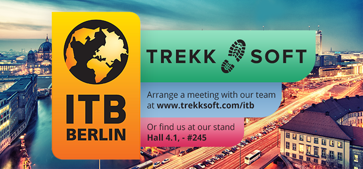 Meet us at ITB