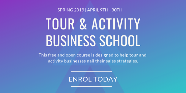Join the Tour and Activity Business School