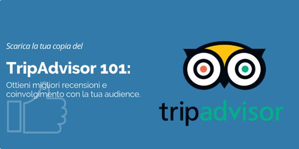 Tripadvisor 101 - ottieni migliori recensioni