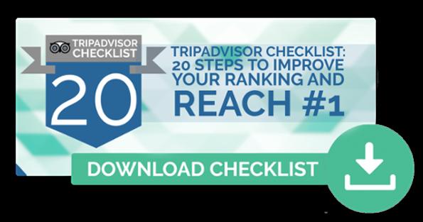 TripAdvisor checklist