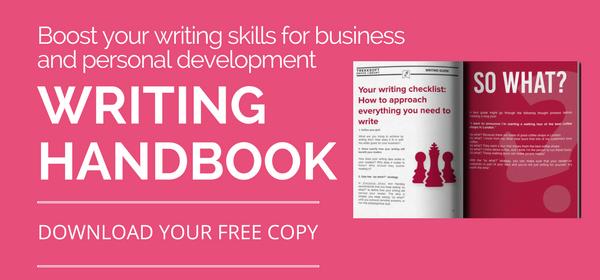 writing handbook