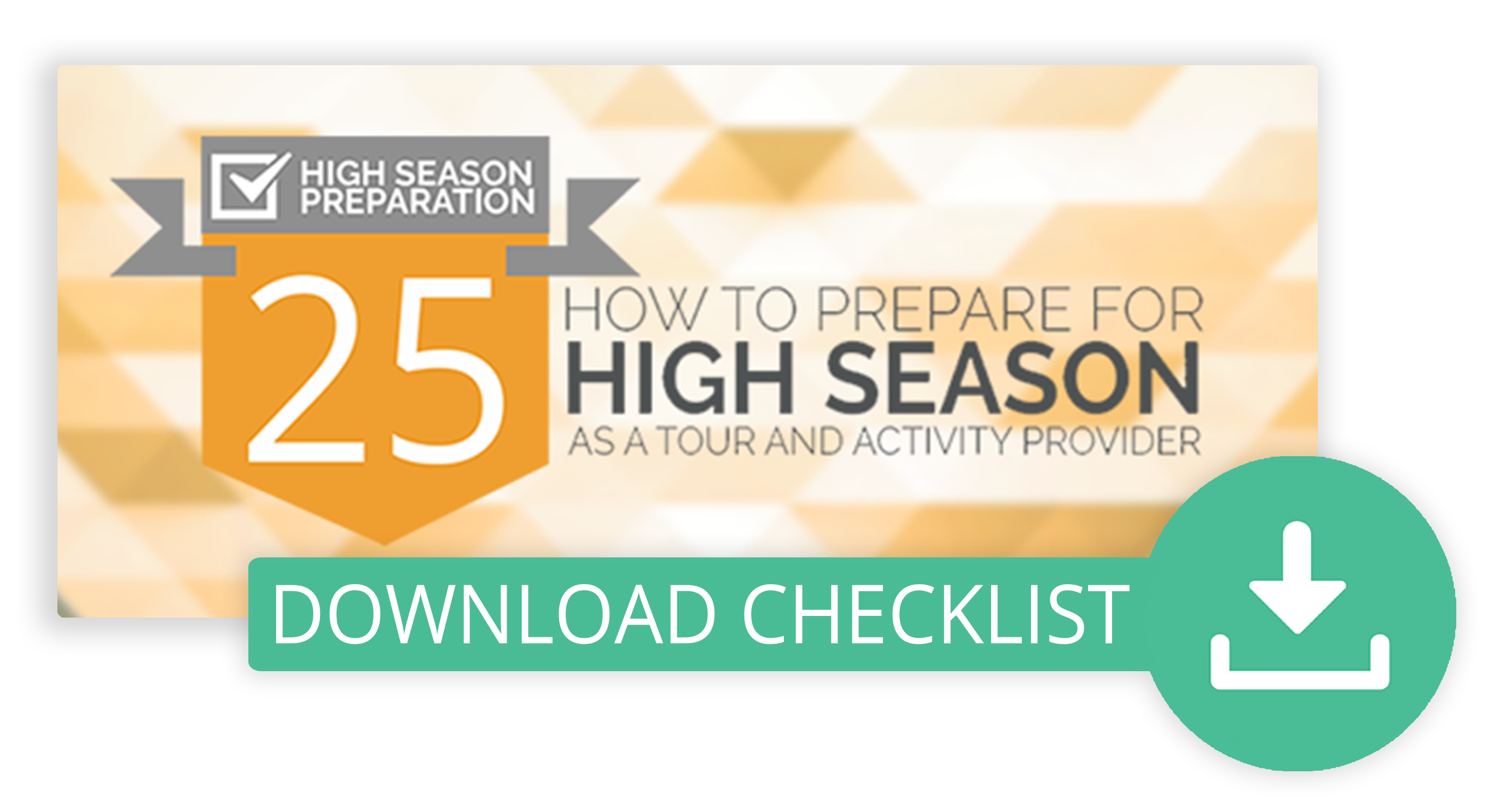 Prepare for high season