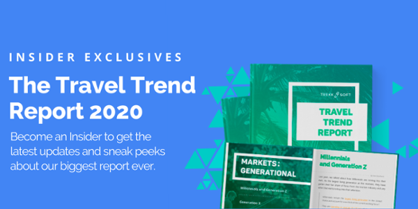 Get insider exclusives on the 2020 Travel Trends Report