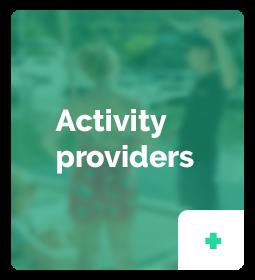 Activity Providers
