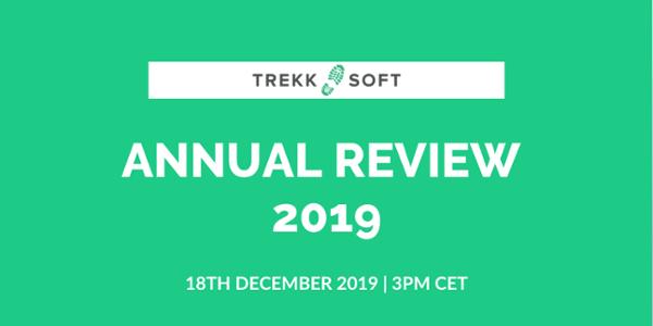 Join TrekkSoft's Annual Review 2019