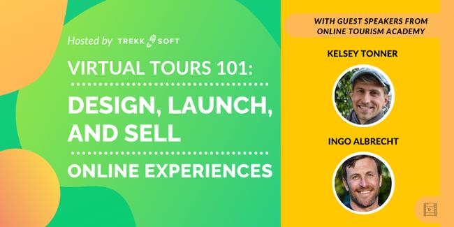 Webinar: Virtual tours 101