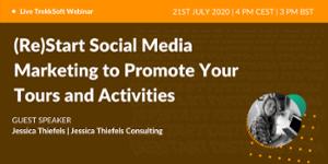 Restart social media marketing to build awareness