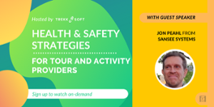 Health and safety strategies for tour and activity providers