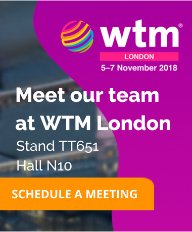Schedule a meeting to WTM London