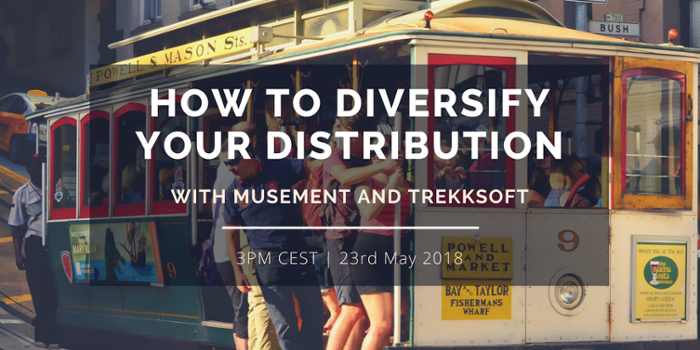 Live workshop: How to diversify your distribution