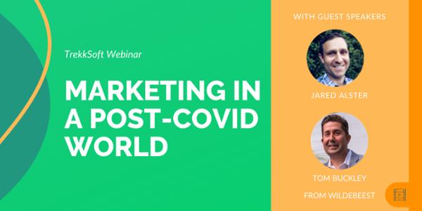Marketing in a post-covid world