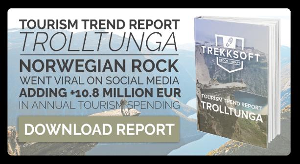 Trolltunga trend report