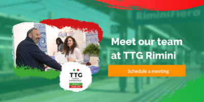 Meet our Team at TTG Rimini 2019