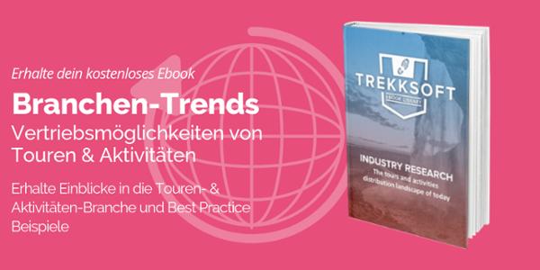 Branchen-Trends für Touren & Aktivitäten