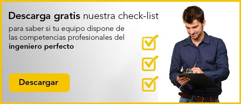 checklist para equipos ingenieros
