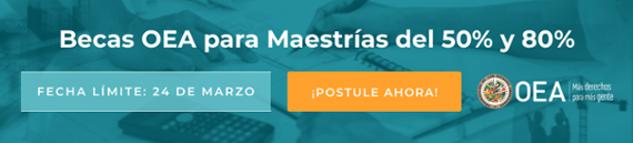 Becas OEA 2020