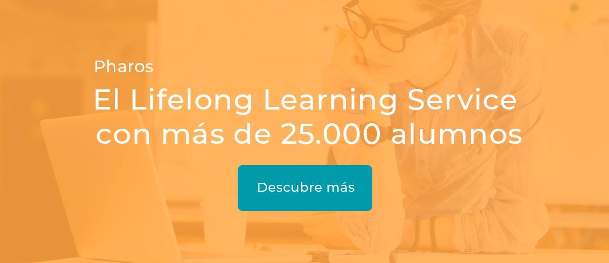 El Lifelong Learning Service con más de 25.000 alumnos