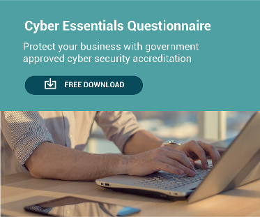 Cyber Essentials questionnaire 3