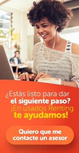 En Usados Renting te ayudamos