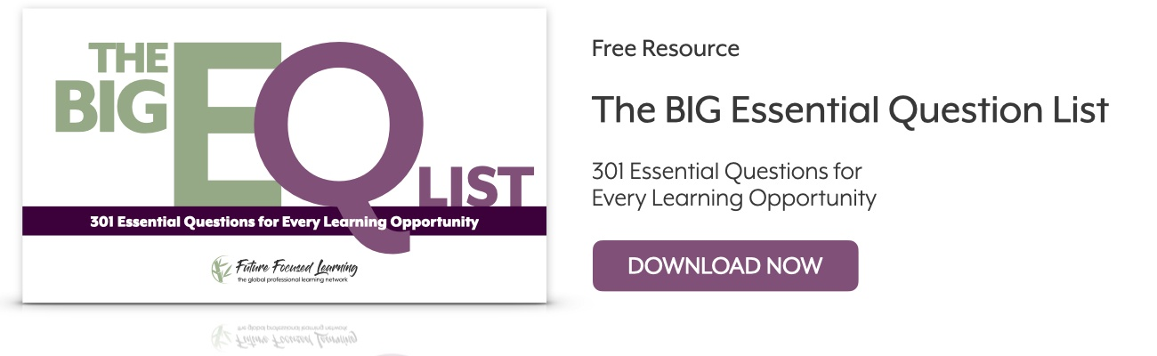 The Big Essential Question List Download