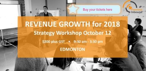 Flawless Inbound Revenue Growth Workshop