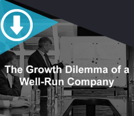 The Growth Dilemma of Successful Business