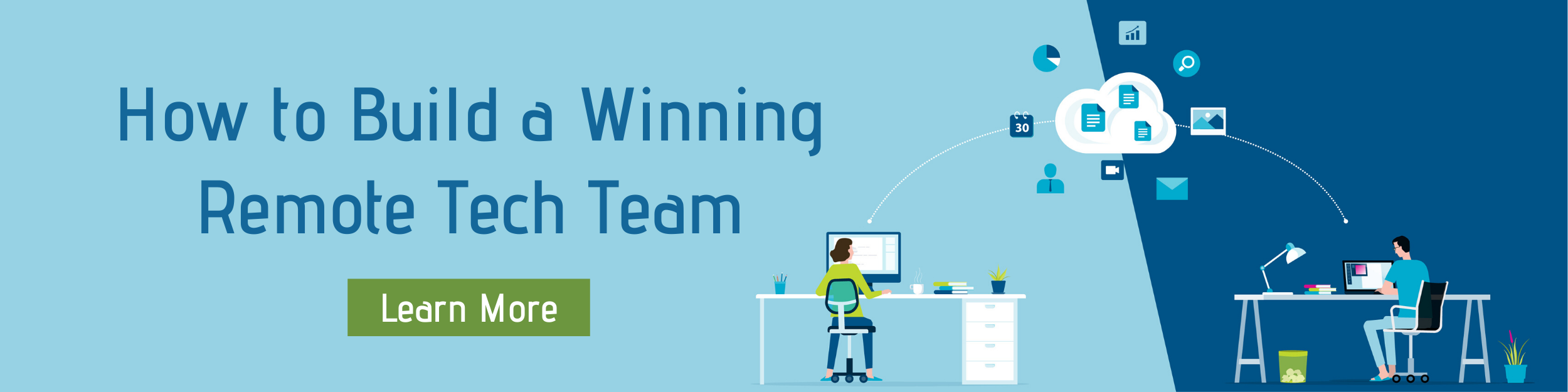 How to Build a Winning Remote Tech Team