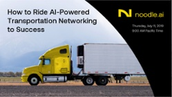 How to Ride AI-Powered Transportation Networking to Success