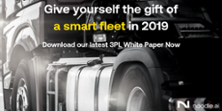 Give yourself the gift of a smart fleet in 2019 and download our 3PL white paper now