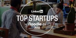 LinkedIn Top Startups #1 B2B Startup in 2018