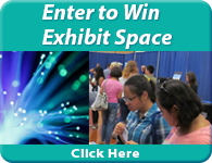enter to win free exhibit space drawing at top funded physics photonics university venues nationwide