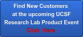 To Explore Increasing  2018 Research Lab Product Sales  at UCSF Event Click Here
