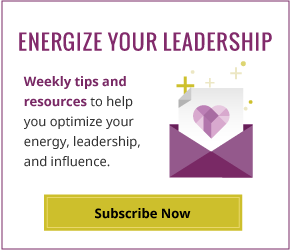 Subscribe to weekly tips and resources from Anese Cavanaugh