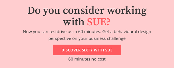 Discover SIXTY with SUE