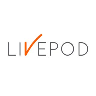 LivePod-logo