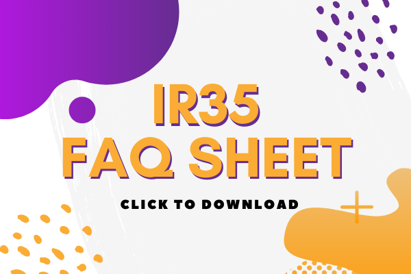 IR35 FAQ Sheet