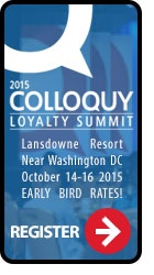 The 2015 Colloquy Loyalty Summit REGISTER HERE