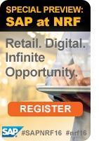 SAP at NRF