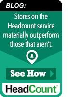 Stores on the HeadCount Service Materially Outperform Those That Aren't