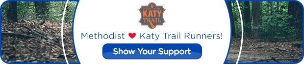 Methodist Support Katy Trail Runners