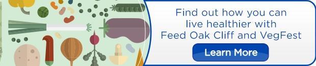 Feed Oak Cliff's VegFest 2015