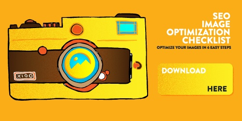 Image Optimization Checklist (CTA)