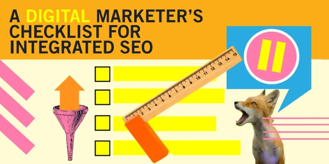 Digital Marketer's Checklist