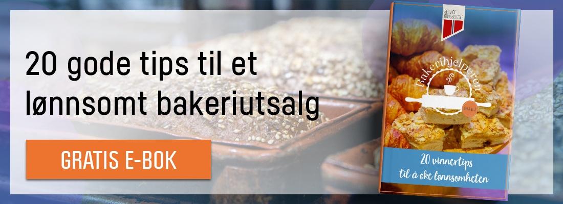 20 gode tips til et lønnsomt bakeriutsalg