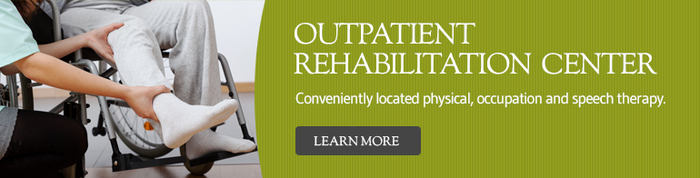 Johnson Memorial Hospital Outpatient Rehab Center